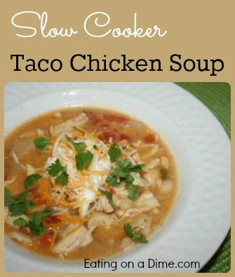 Slow-cooker-taco-chicken-soup-recipe