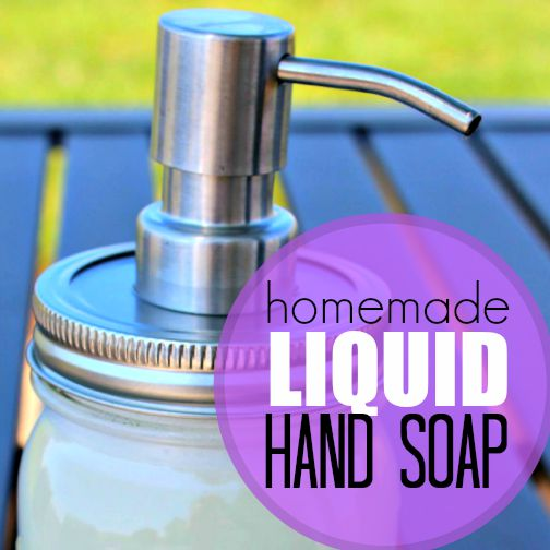how to make liquid soap from homemade bar soap