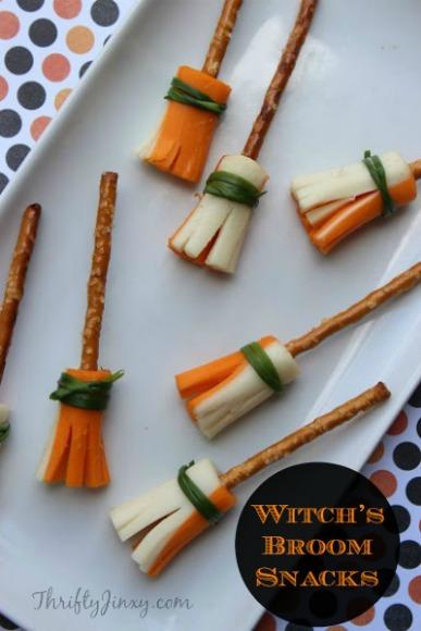Witch's-Broom-Snacks