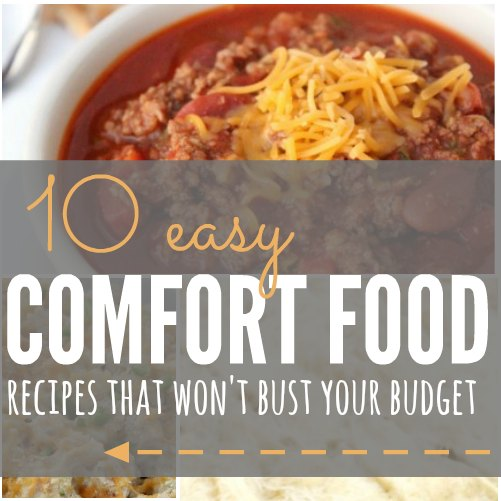 10 easy comfort food recipes one crazy mom forumfinder Image collections