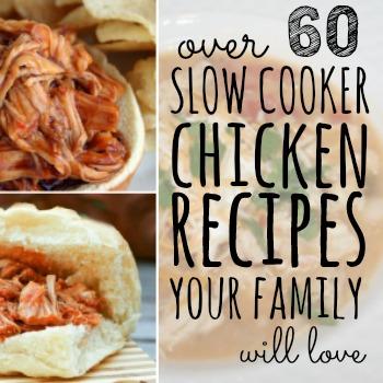 slow cooker chicken recipes square - crock pot chicken dinner