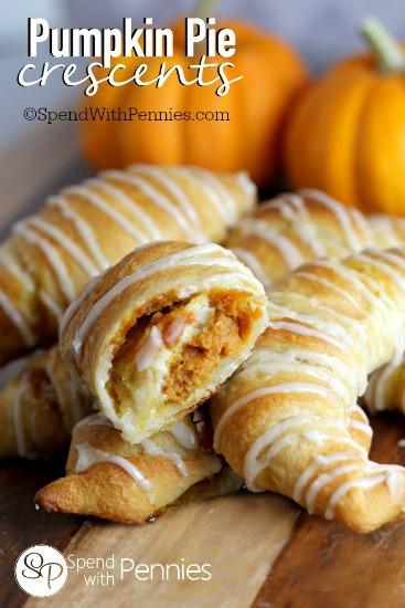 Pumpkin-Pie-Crescents