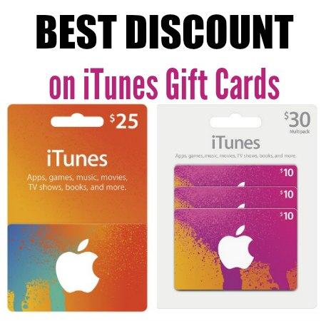 best price itunes cards