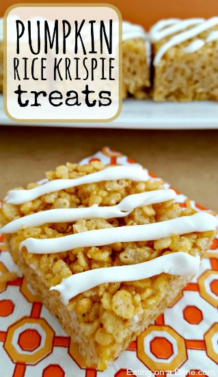 pumpkin-rice-krispie-treats