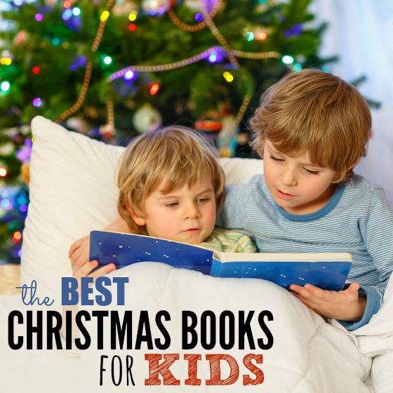Here are 30 of the best Christmas books for kids. These fun Christmas stories for children are perfect for reading this year and they make great gift ideas.