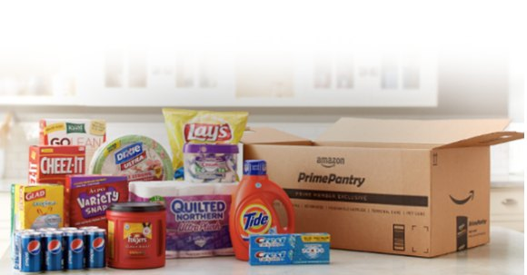 amazon prime pantry facebook image