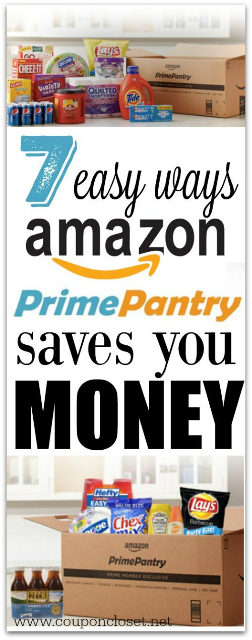 how to use amazon prime pantry