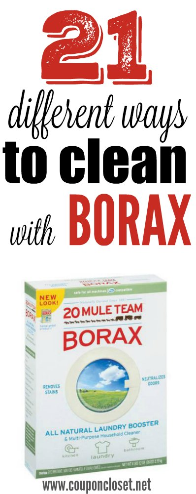 21 easy tips for cleaning with borax