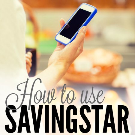 How Does Savingstar Work - How to use Savingstar to save money square