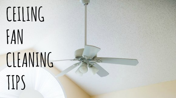 6 easy cleaning ceiling fans tips one crazy mom cleaning ceiling fans tips facebook image mozeypictures Images