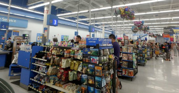 couponing at Walmart facebook image