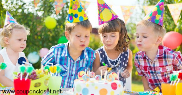 Birthday Party Games for Kids facebook