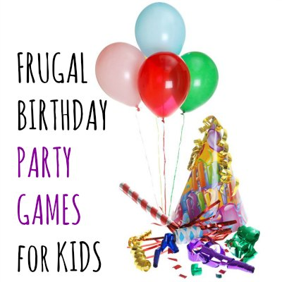 Birthday Party Games for Kids square
