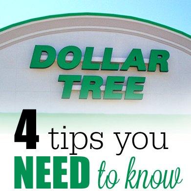 couponing at dollar tree square