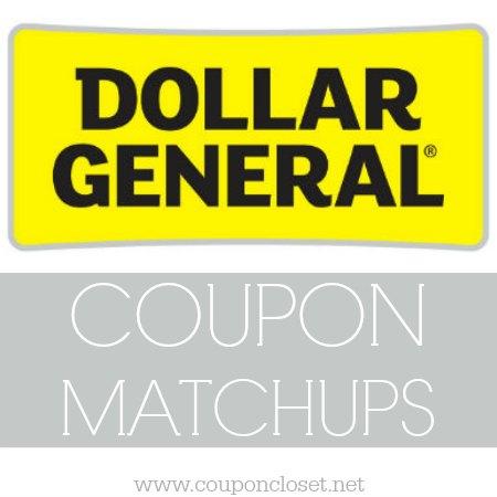 dollar general coupon matchups