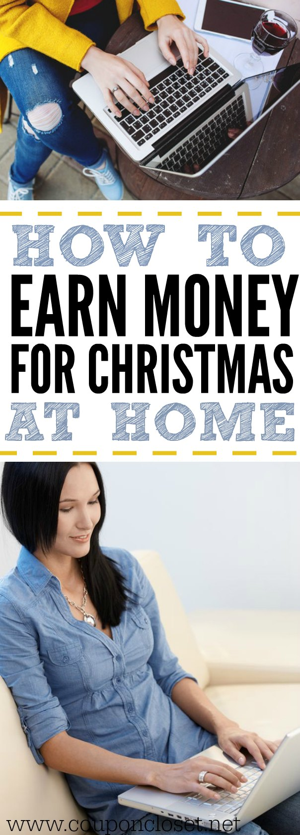 earn money for christmas savings account