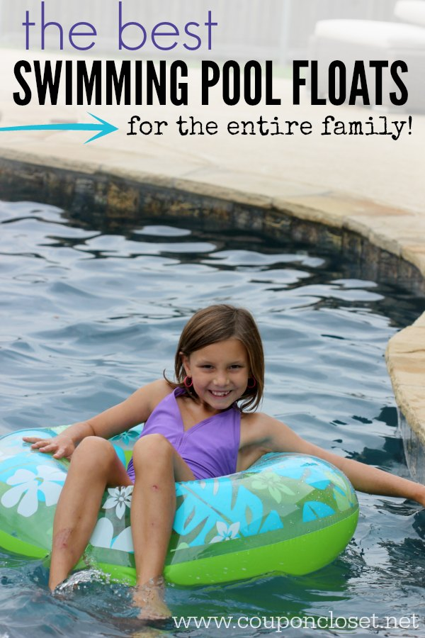 Swimming Pool Floats at the best prices! - One Crazy Mom