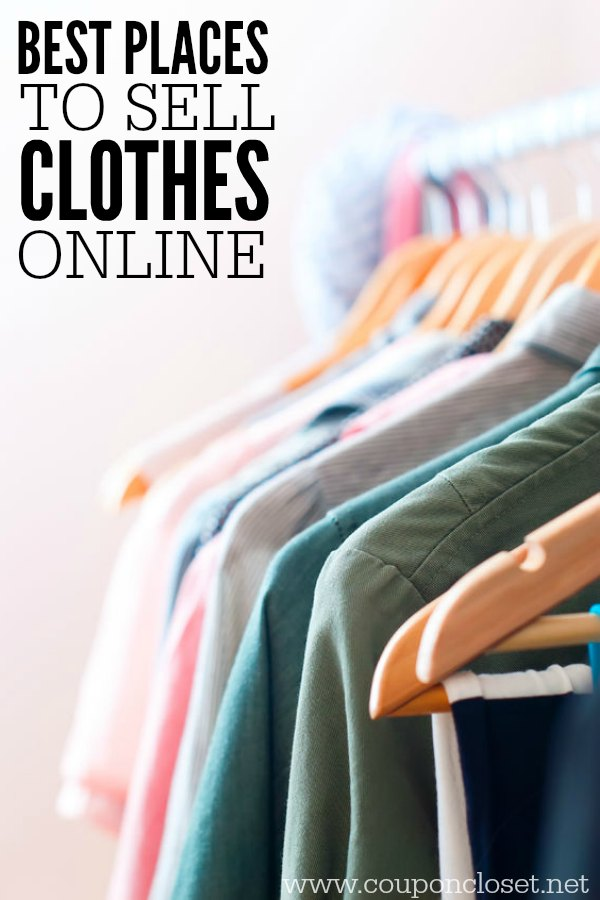 Best place to sell designer clothes online