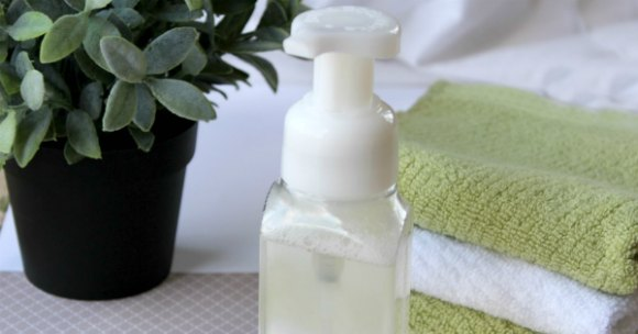 diy foaming hand soap facebook