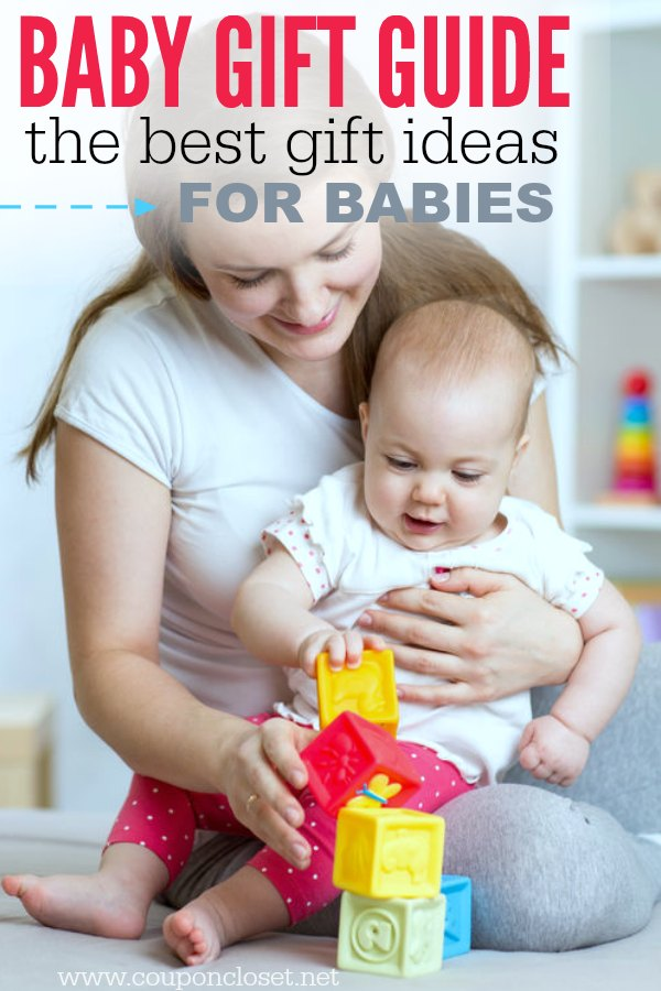 Baby Gift ideas that won't the budget. Here are the Best Christmas Gift Ideas for Babies that they will love and you can afford.