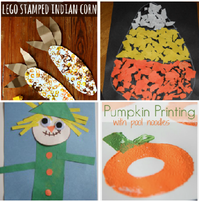Free November Preschool Crafts
