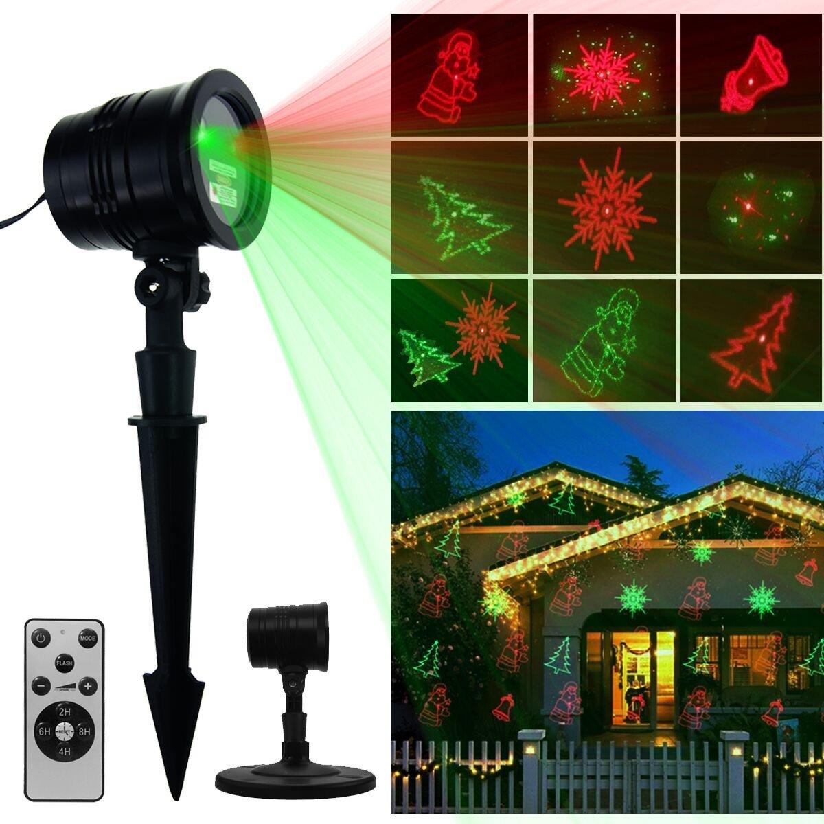 Christmas Laser Lights Walmart