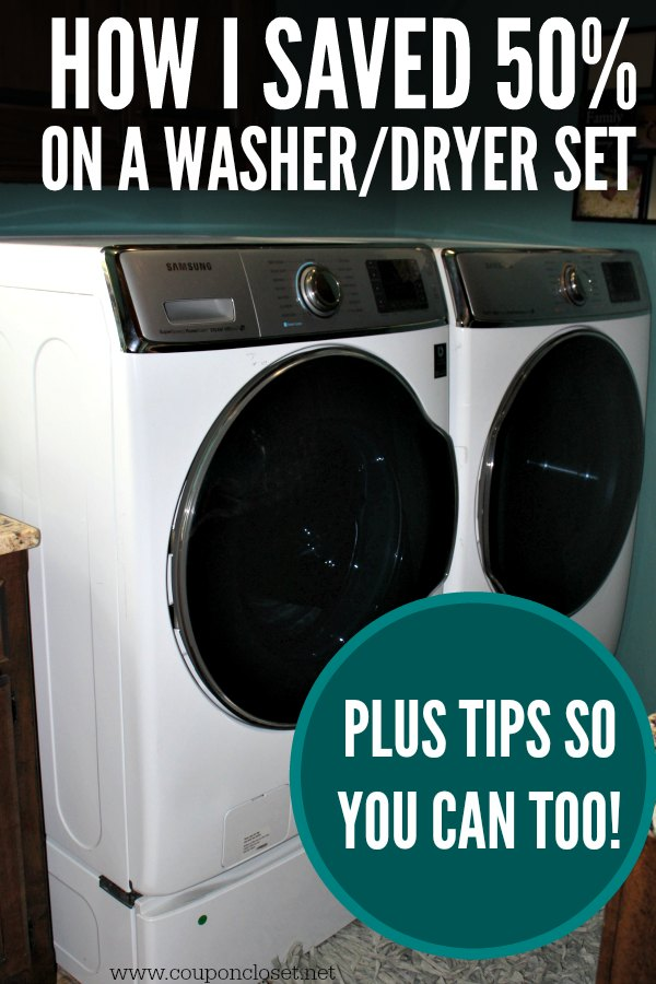 money-saving-tips-for-washer-and-dryer-sets