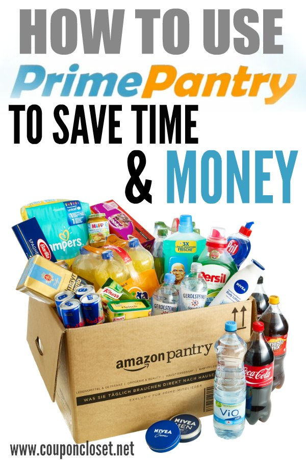 Prime pantry coupons