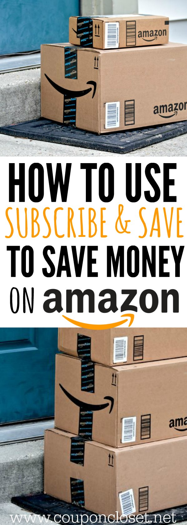 Amazon Subscribe and Save is easy to use. How to use Amazon Subscribe and Save to save money. Saving money on household items and food.