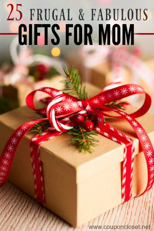 Needing gift ideas for mom? Here are 25 Christmas gifts for mom that she will love. These are some perfect christmas gift ideas for mom.