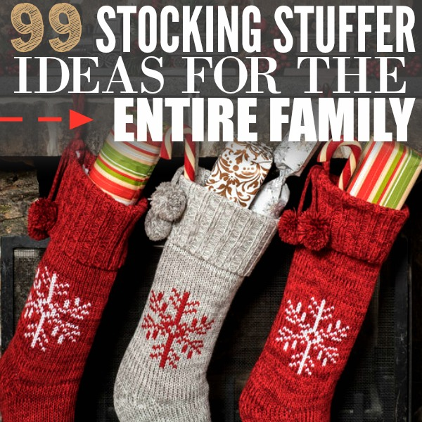 Stocking stuffer ideas - the Best Christmas Stocking Stuffers