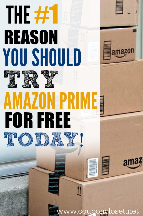 should i try amazon prime free