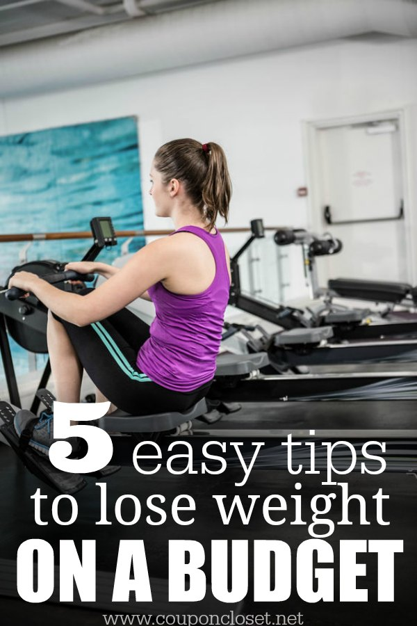 How to lose weight on a budget - Here are 5 easy weight loss tips on a budget that will help you lose weight on a budget.
