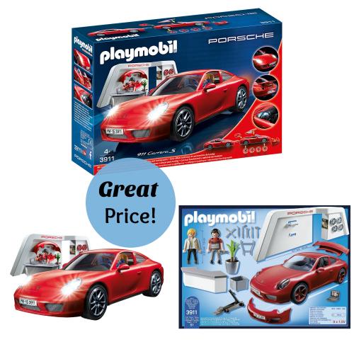playmobil porsche 911 carrera s building kit only reg coupon closet. Black Bedroom Furniture Sets. Home Design Ideas