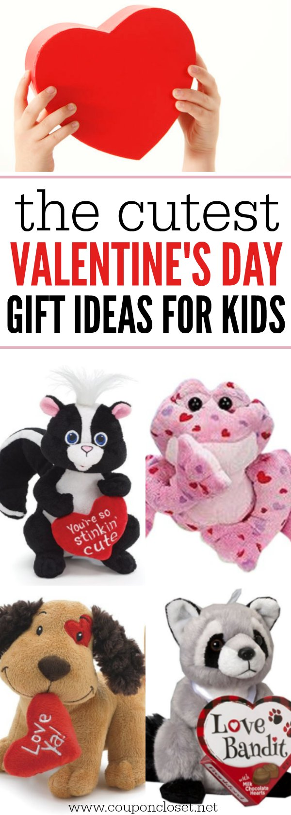 Looking for Valentine gift ideas? 25 fun and frugal Valentine Gifts for kids that they will love. Check out one of these Valentine Gift ideas for kids this year.