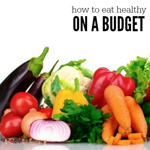 Healthy eating on a budget is easier than you think. From Low Budget Family meals to frugal tips. Eating Healthy on a Budget Grocery List is easy.