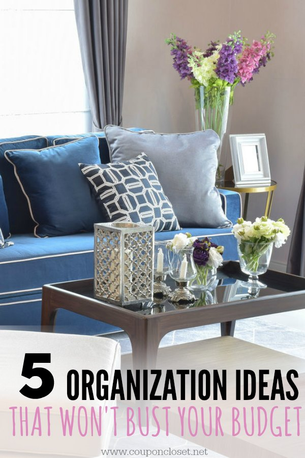 Quick And Easy Organization Ideas 5 Easy Organizing Tips
