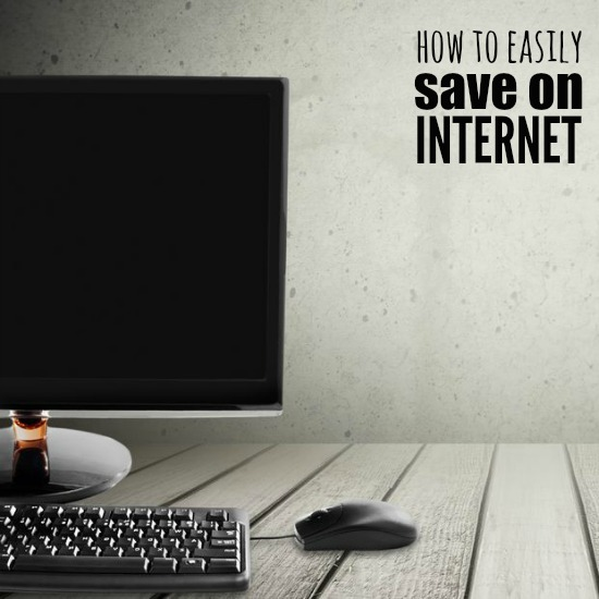 How to save on Internet quickly and easily. Reduce your internet bill with these easy 7 tips. Save on your internet bill easily.