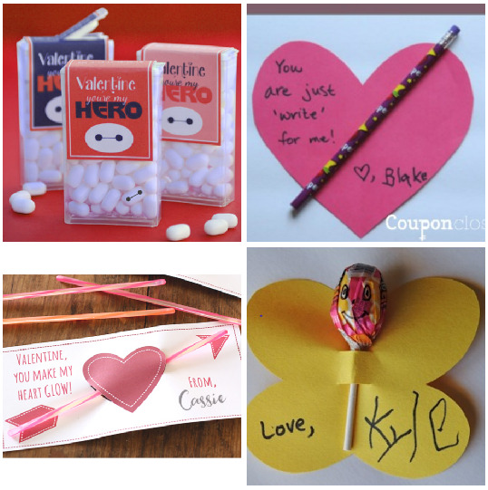 25 Quick And Easy Printable Valentines Day Cards For Kids That You Can  Print At Home