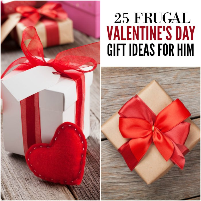 Valentines gifts for him 25 frugal valentine 39 s day gifts for Small valentines gifts for him
