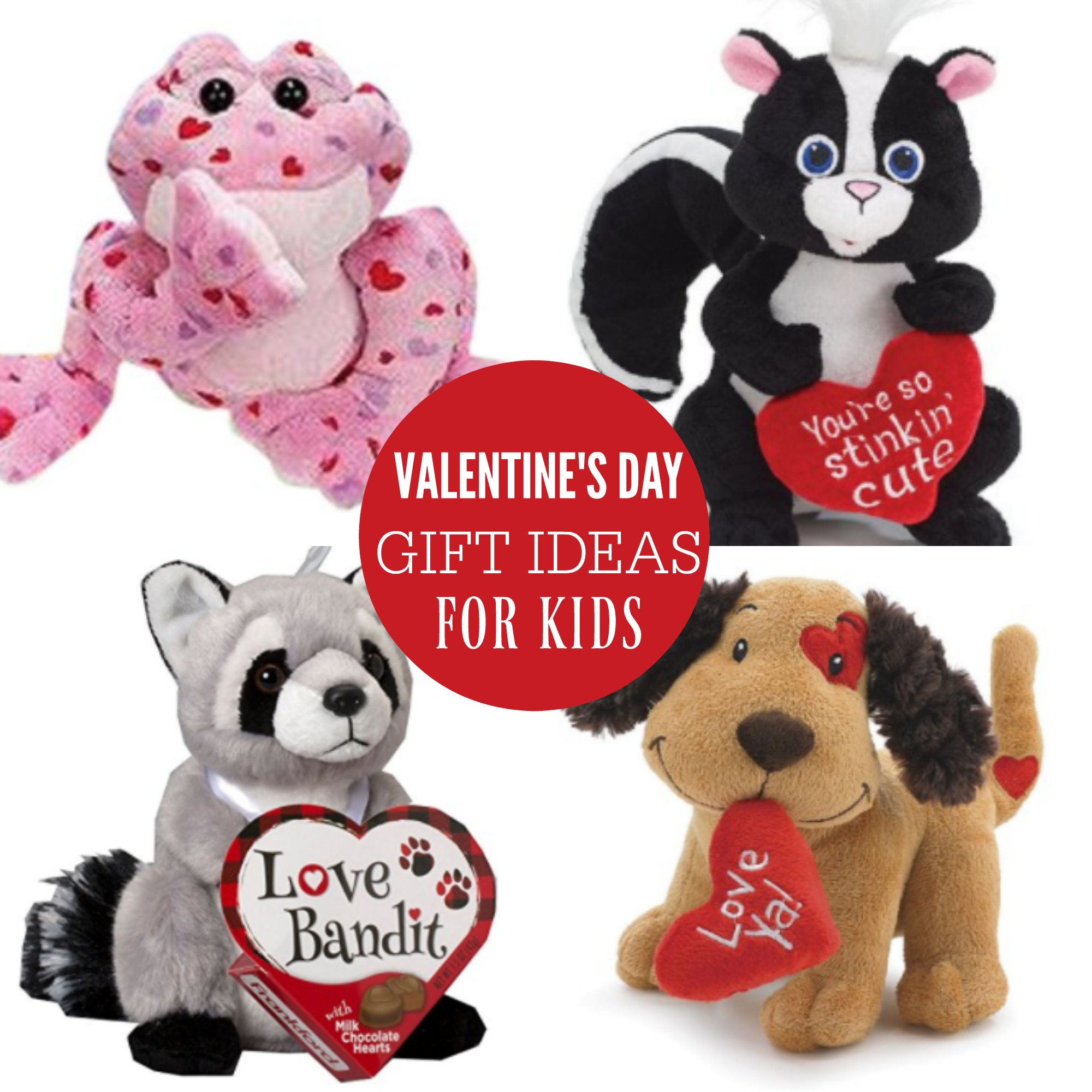Valentine Gift Ideas For Kids One Crazy Mom