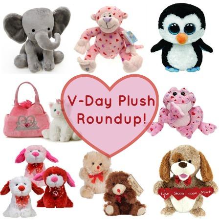 valentines plush