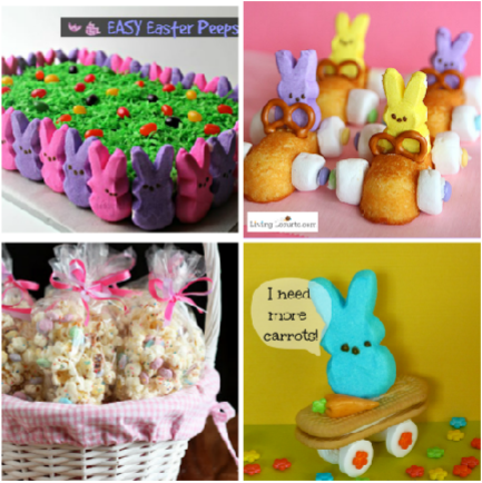 16 quick and easy easter dessert recipes that everyone for Easy dessert recipes for easter