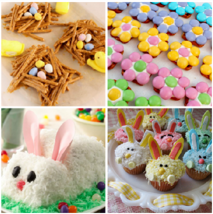 16 quick and easy easter dessert recipes that everyone for Quick and easy easter treats recipes