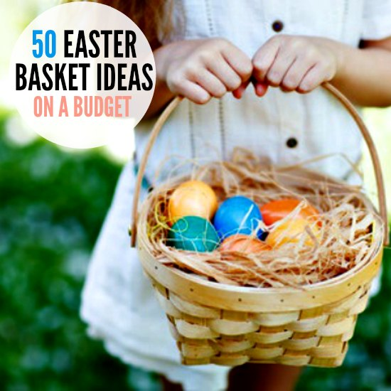 The best easter basket stuffers fun easter basket ideas on a budget we have some fun easter basket ideas here are 50 of the best easter basket negle Choice Image