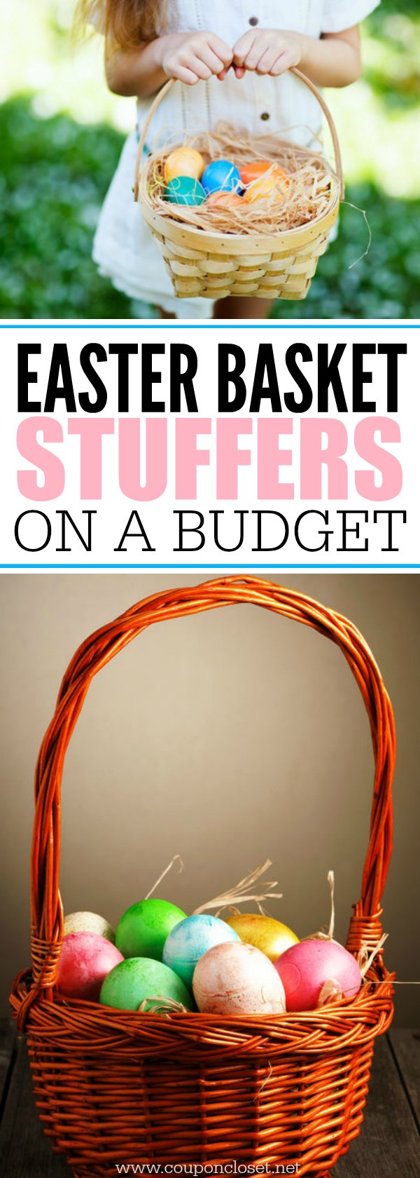 We have some fun Easter basket ideas. Here are 50 of the best easter basket stuffers for boys or girls. Save money on these Easter Basket stuffers.