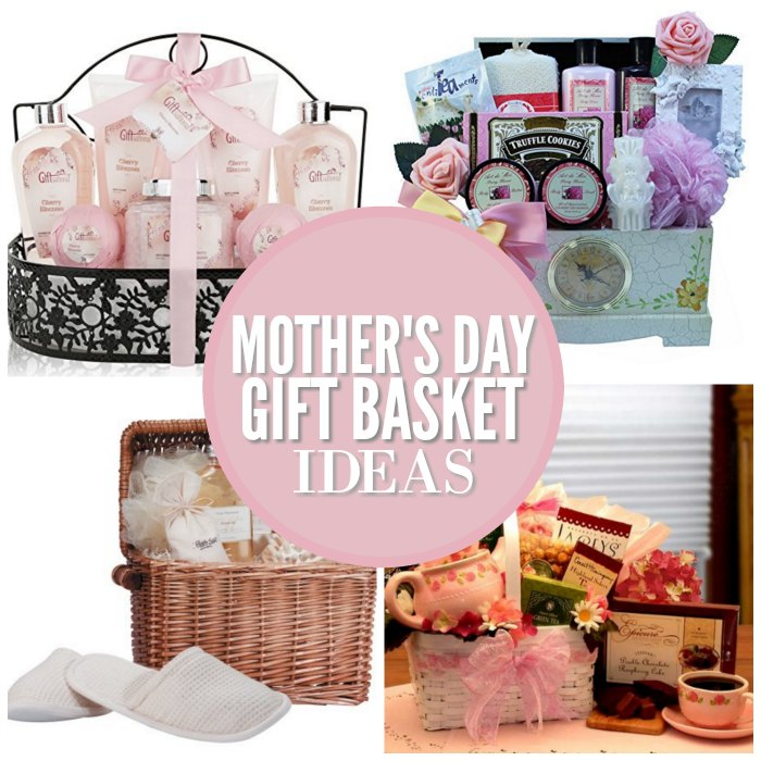 20 mothers day gift basket ideas she will love one crazy mom here are some fun mothers day gift basket ideas that mom will love this mothers negle Choice Image