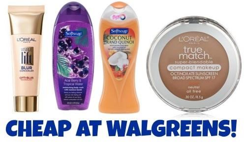 Walgreens: CHEAP Body Wash & L'oreal Makeup! - Coupon Closet