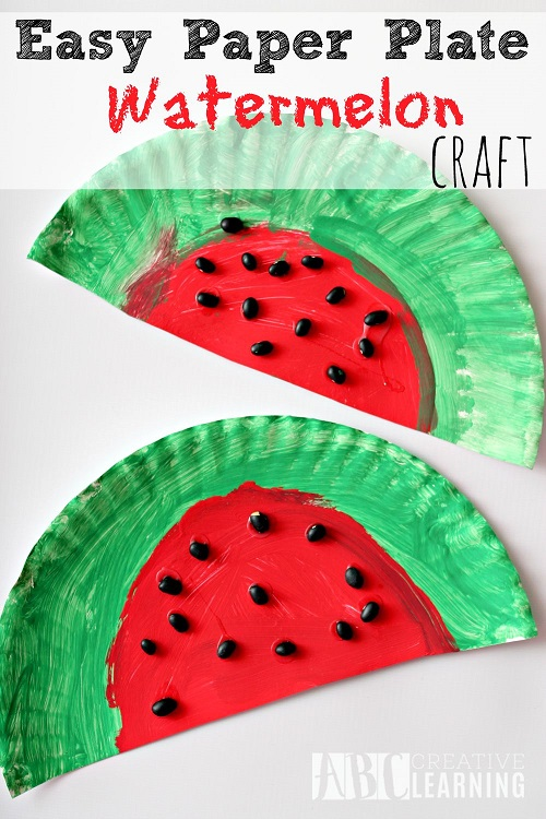 Craft Ideas For Kids With Paper Plates Part - 40: Take A Look At These Easy Summer Paper Plate Crafts For Kids. Plates Make  Great