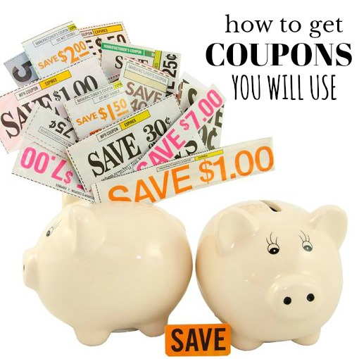 Take a look at how to get coupons without buying a Sunday paper. How to get coupons you will use. Couponing can save a lot of money!
